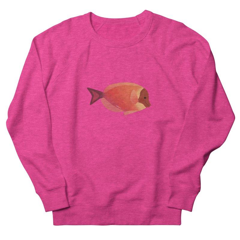 Surgeonfish Women's French Terry Sweatshirt by theladyernestember's Artist Shop