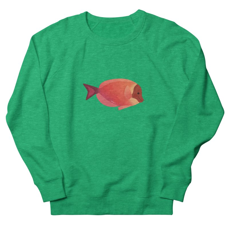 Surgeonfish Men's French Terry Sweatshirt by theladyernestember's Artist Shop