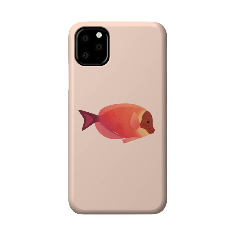 Surgeonfish Accessories Phone Case by theladyernestember's Artist Shop