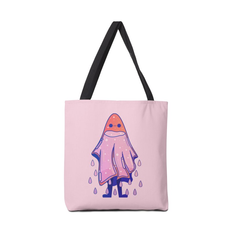 Ghost Accessories Tote Bag Bag by theladyernestember's Artist Shop