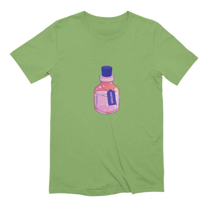 Potion Men's Extra Soft T-Shirt by theladyernestember's Artist Shop