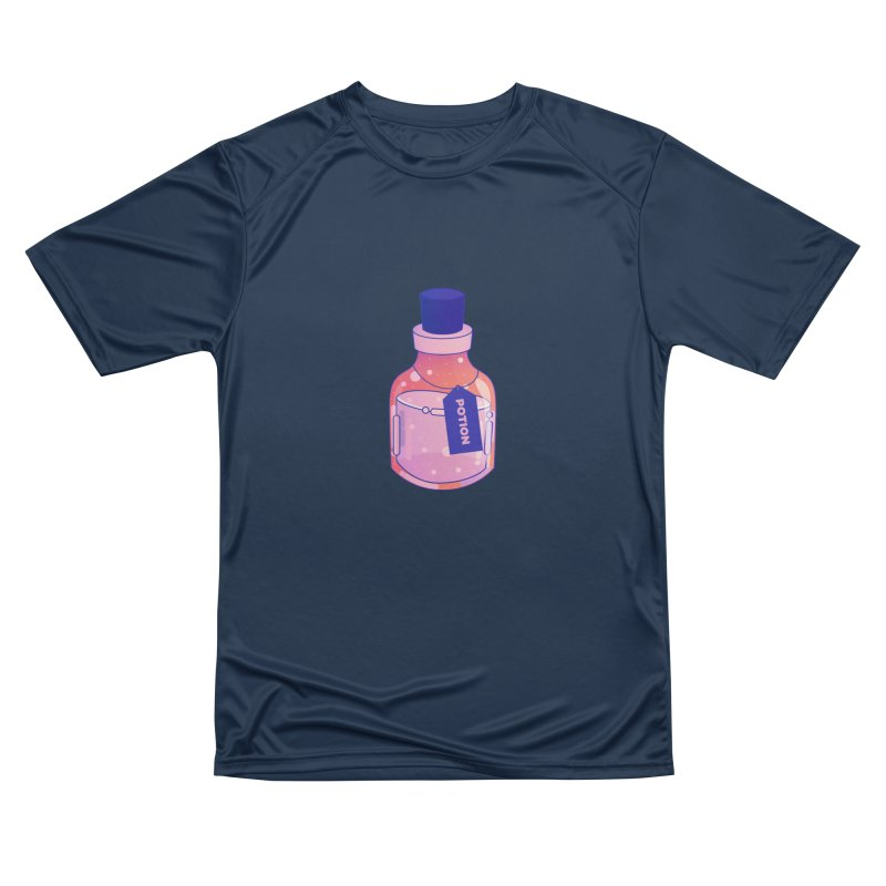 Potion Men's Performance T-Shirt by theladyernestember's Artist Shop