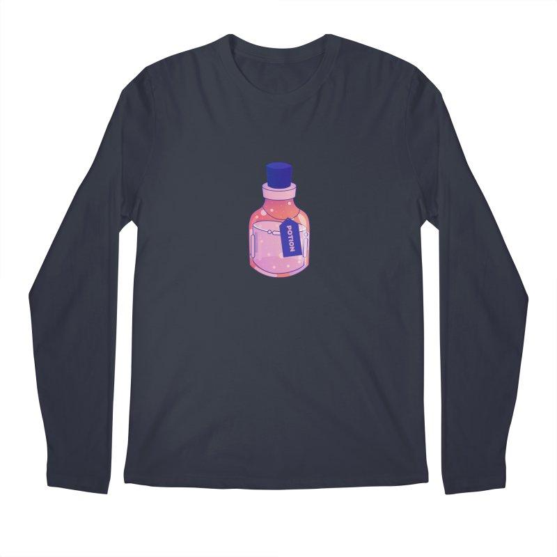 Potion Men's Regular Longsleeve T-Shirt by theladyernestember's Artist Shop