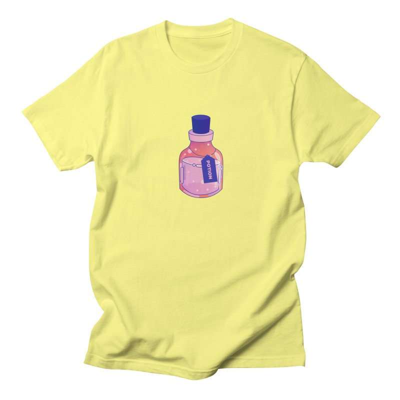 Potion Women's Regular Unisex T-Shirt by theladyernestember's Artist Shop