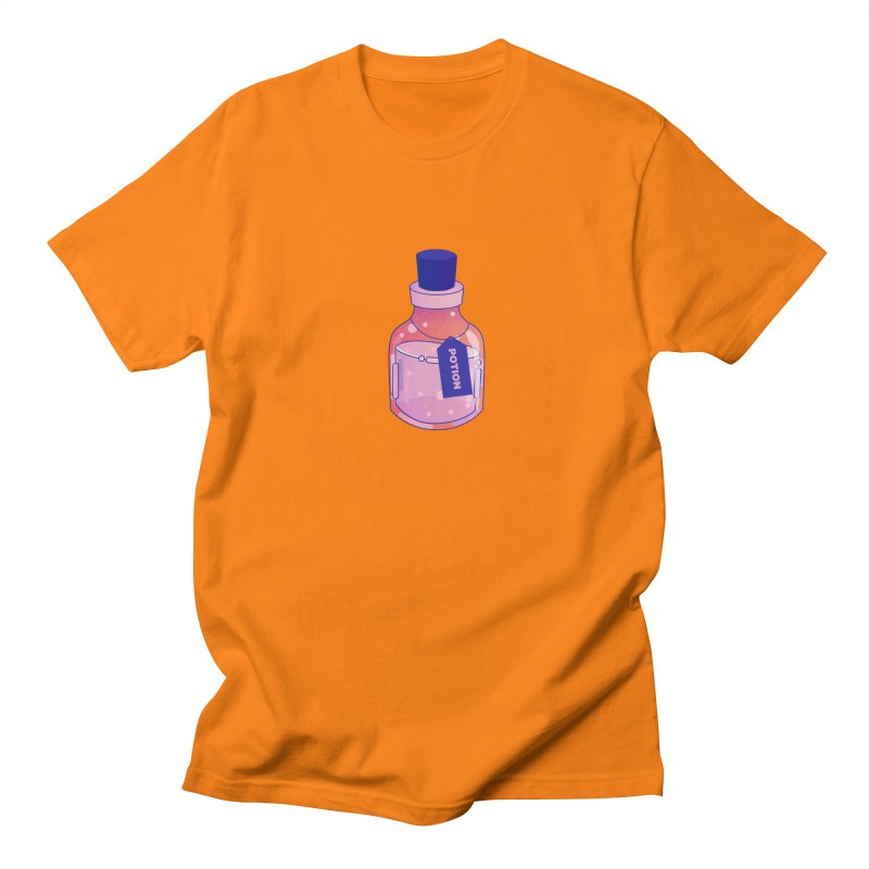Potion Men's Regular T-Shirt by theladyernestember's Artist Shop