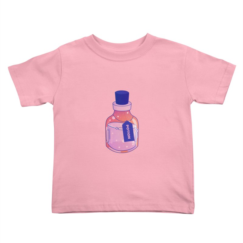 Potion Kids Toddler T-Shirt by theladyernestember's Artist Shop