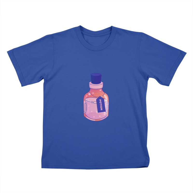 Potion Kids T-Shirt by theladyernestember's Artist Shop