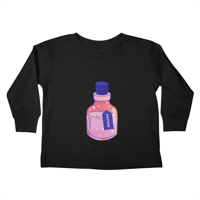 Potion Kids Toddler Longsleeve T-Shirt by theladyernestember's Artist Shop