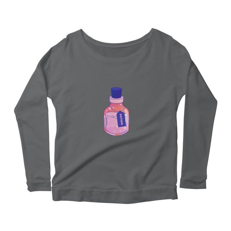 Potion Women's Scoop Neck Longsleeve T-Shirt by theladyernestember's Artist Shop