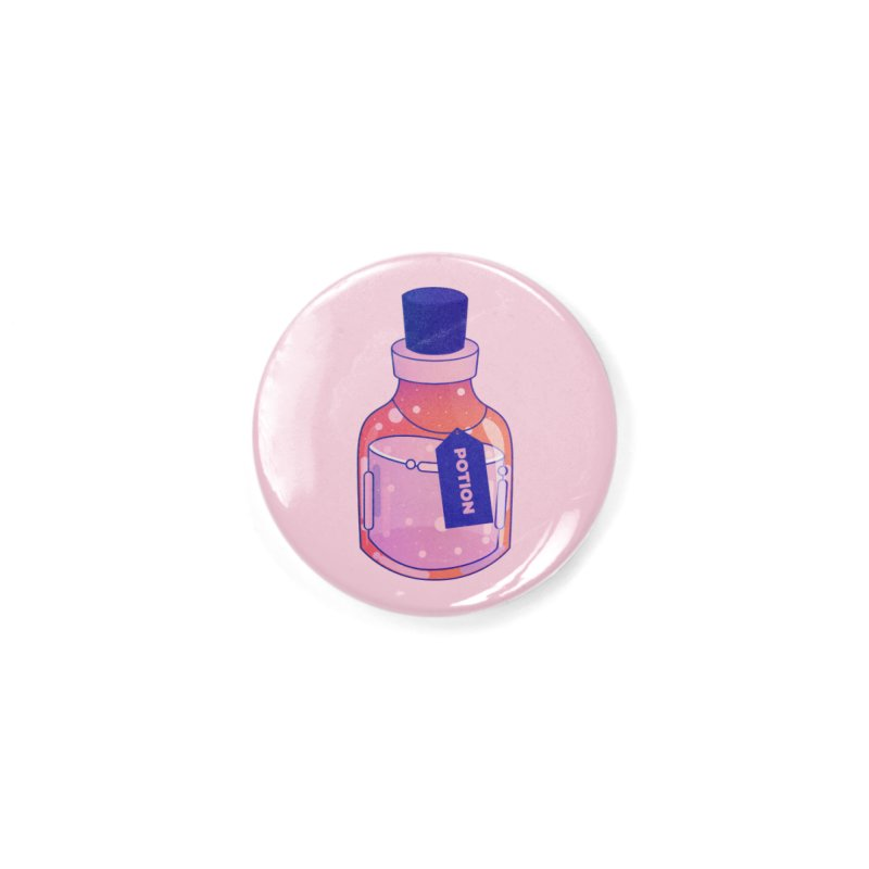 Potion Accessories Button by theladyernestember's Artist Shop