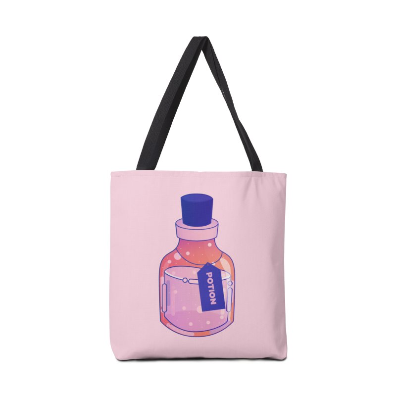 Potion Accessories Tote Bag Bag by theladyernestember's Artist Shop