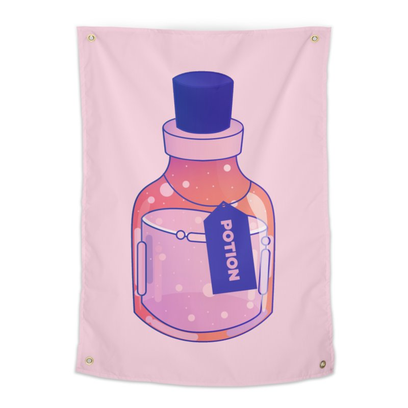 Potion Home Tapestry by theladyernestember's Artist Shop