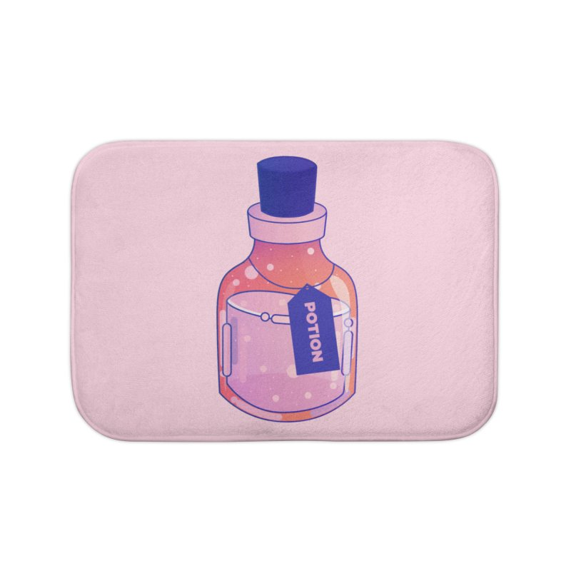 Potion Home Bath Mat by theladyernestember's Artist Shop