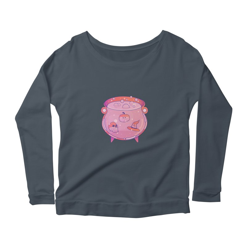 Cauldron Women's Scoop Neck Longsleeve T-Shirt by theladyernestember's Artist Shop