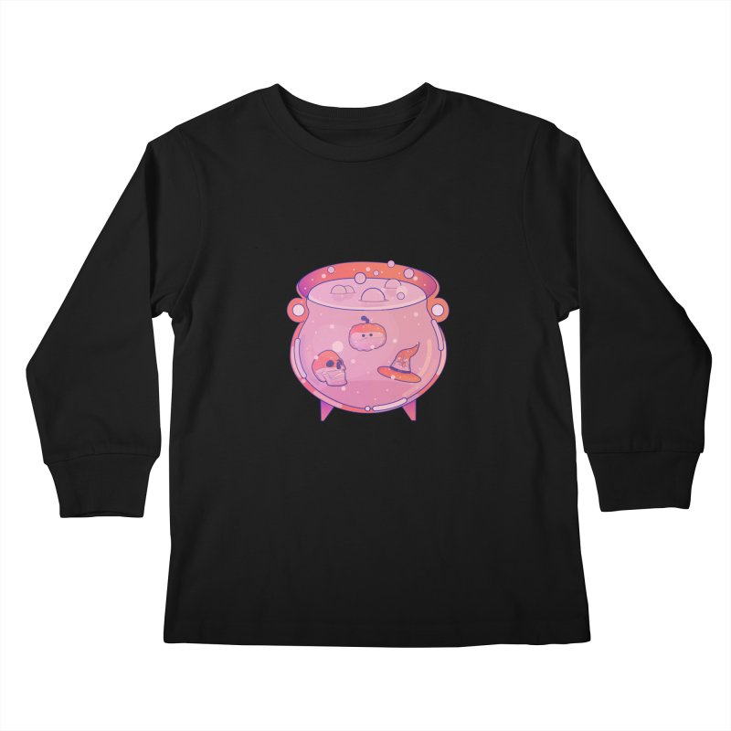 Cauldron Kids Longsleeve T-Shirt by theladyernestember's Artist Shop