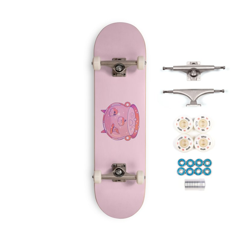 Cauldron Accessories Complete - Premium Skateboard by theladyernestember's Artist Shop