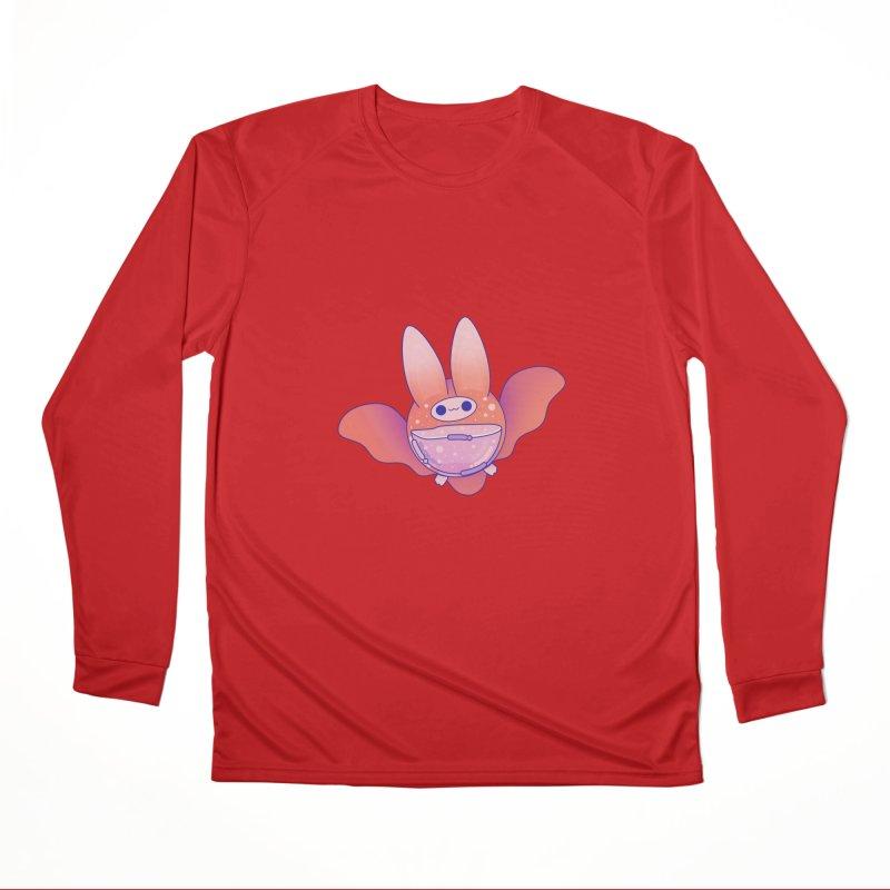 Bat Men's Performance Longsleeve T-Shirt by theladyernestember's Artist Shop
