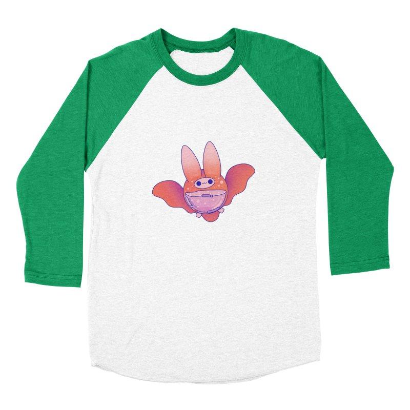 Bat Women's Baseball Triblend Longsleeve T-Shirt by theladyernestember's Artist Shop