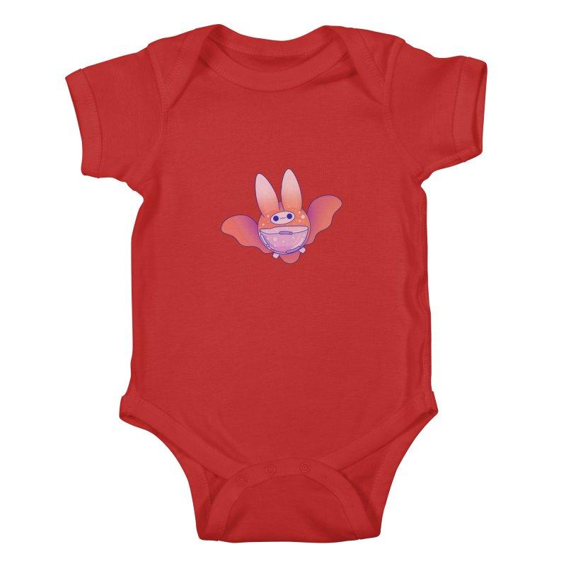 Bat Kids Baby Bodysuit by theladyernestember's Artist Shop