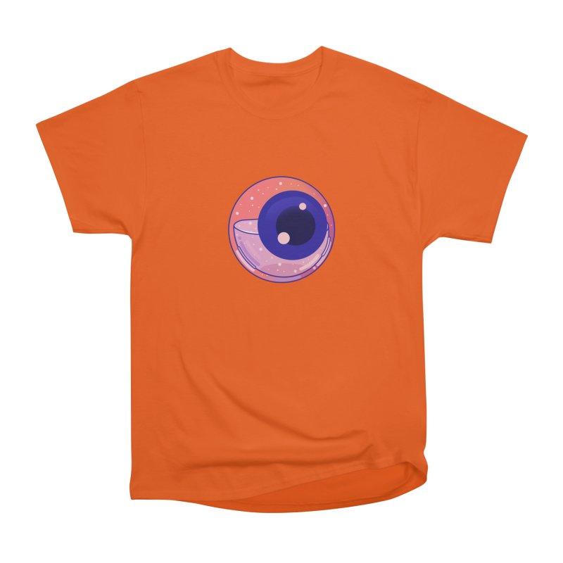 Eyeball Men's Heavyweight T-Shirt by theladyernestember's Artist Shop