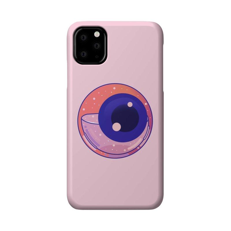 Eyeball Accessories Phone Case by theladyernestember's Artist Shop