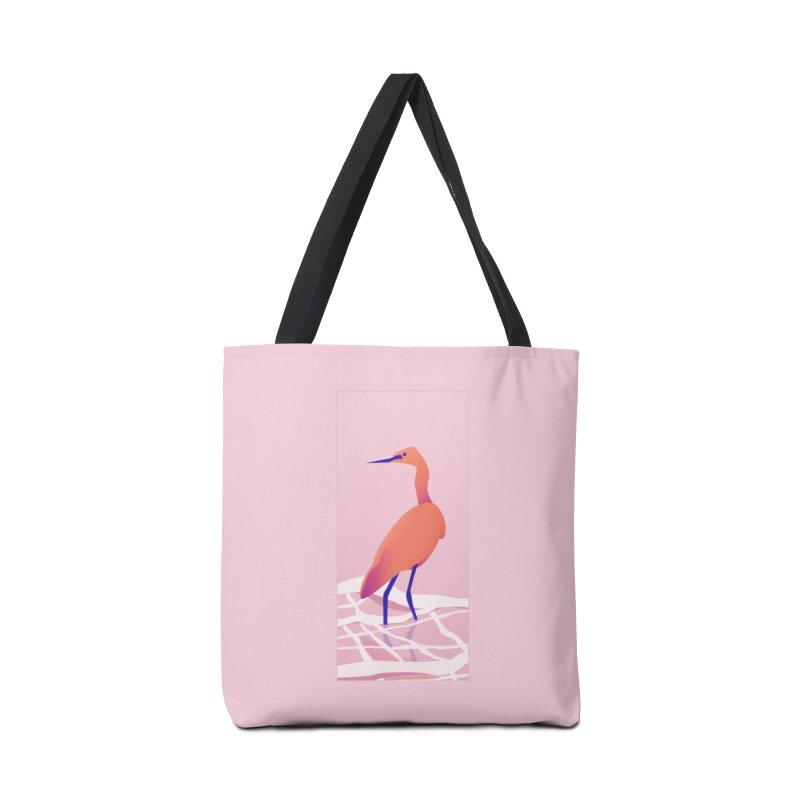 Heron Accessories Tote Bag Bag by theladyernestember's Artist Shop