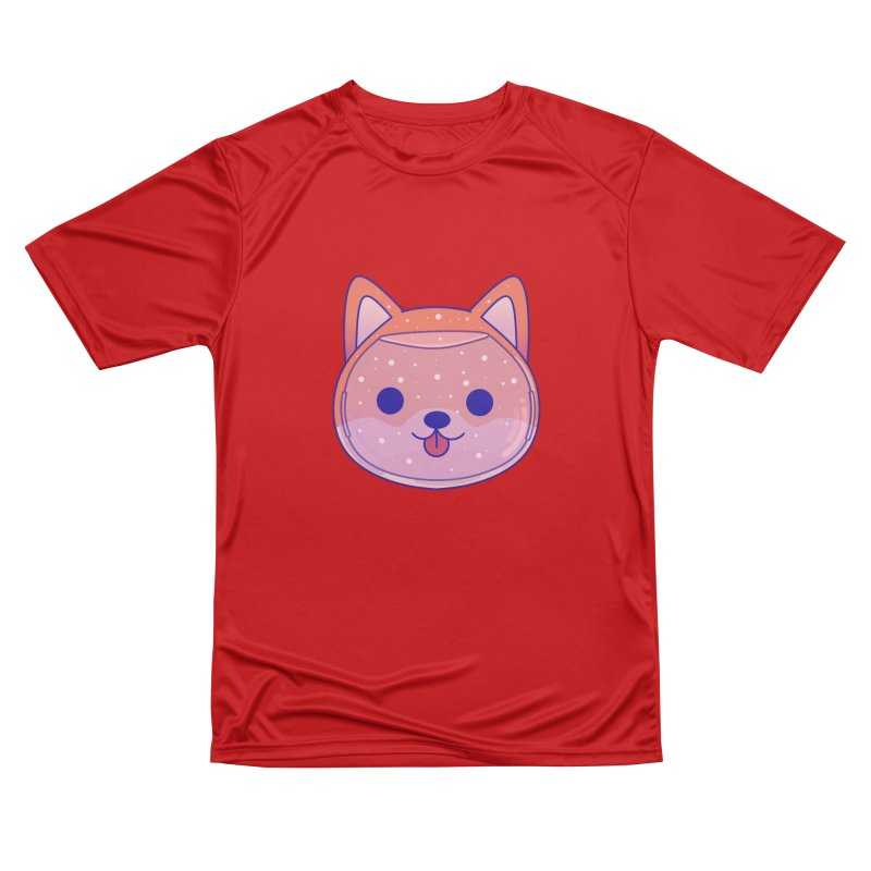 Shiba Inu Dog Men's Performance T-Shirt by theladyernestember's Artist Shop