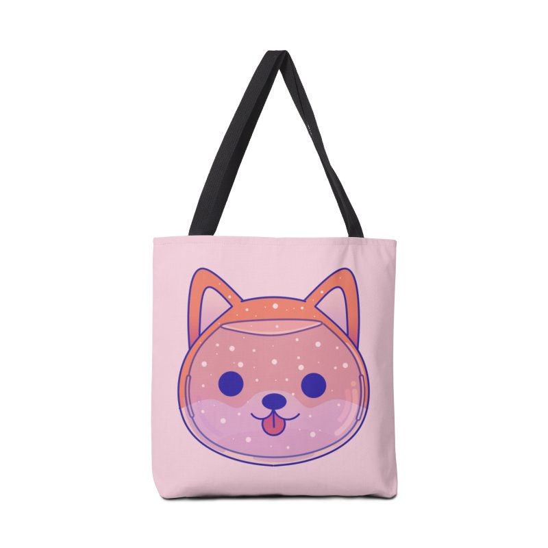 Shiba Inu Dog Accessories Tote Bag Bag by theladyernestember's Artist Shop