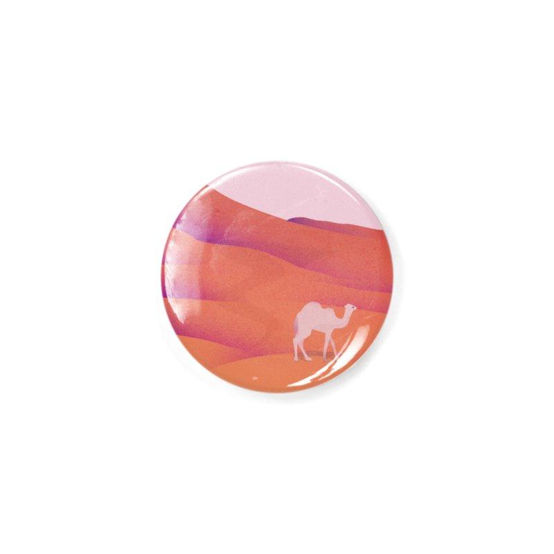 Desert Accessories Button by theladyernestember's Artist Shop
