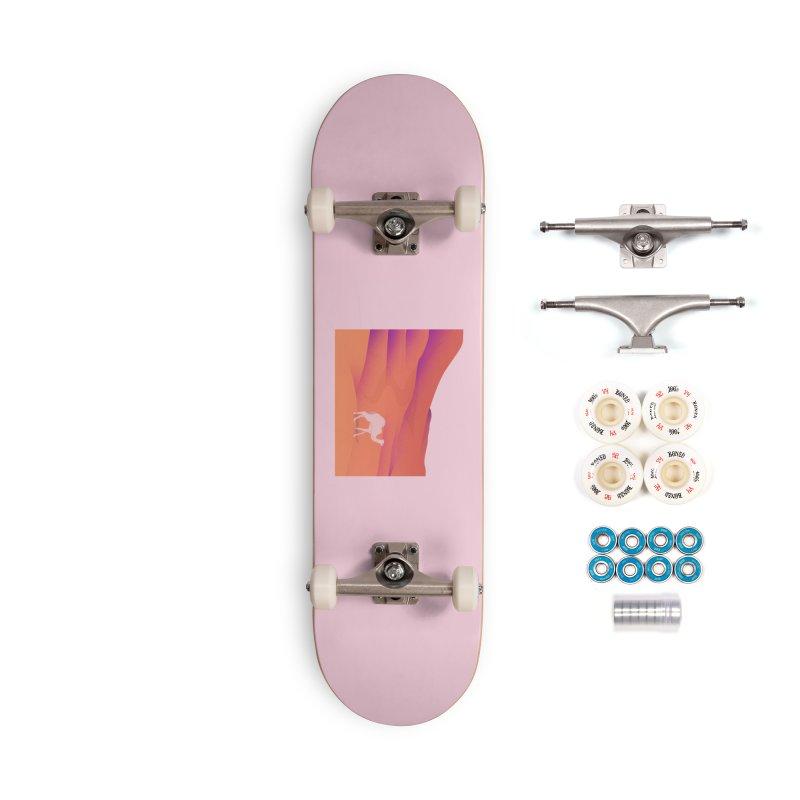Desert Accessories Complete - Premium Skateboard by theladyernestember's Artist Shop