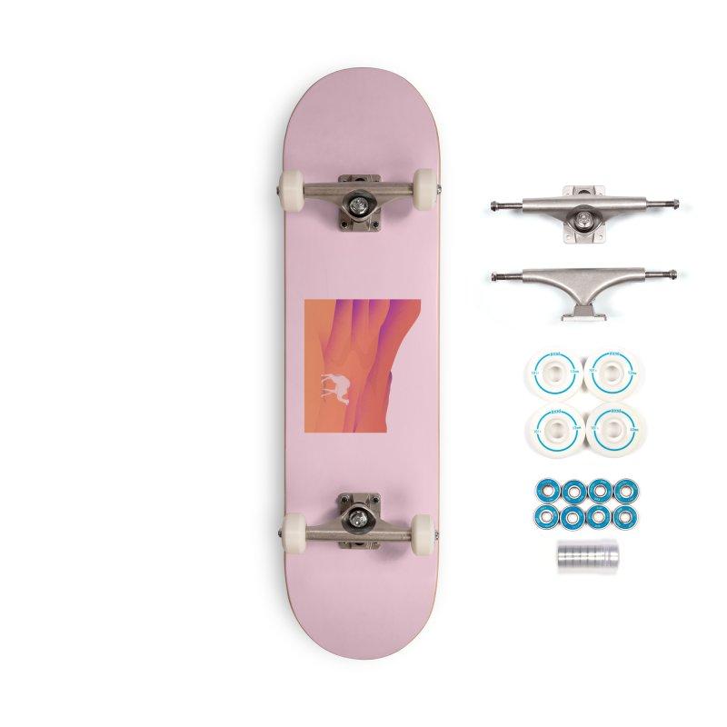 Desert Accessories Complete - Basic Skateboard by theladyernestember's Artist Shop