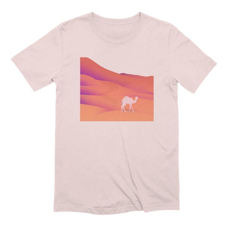 Desert Men's Extra Soft T-Shirt by theladyernestember's Artist Shop