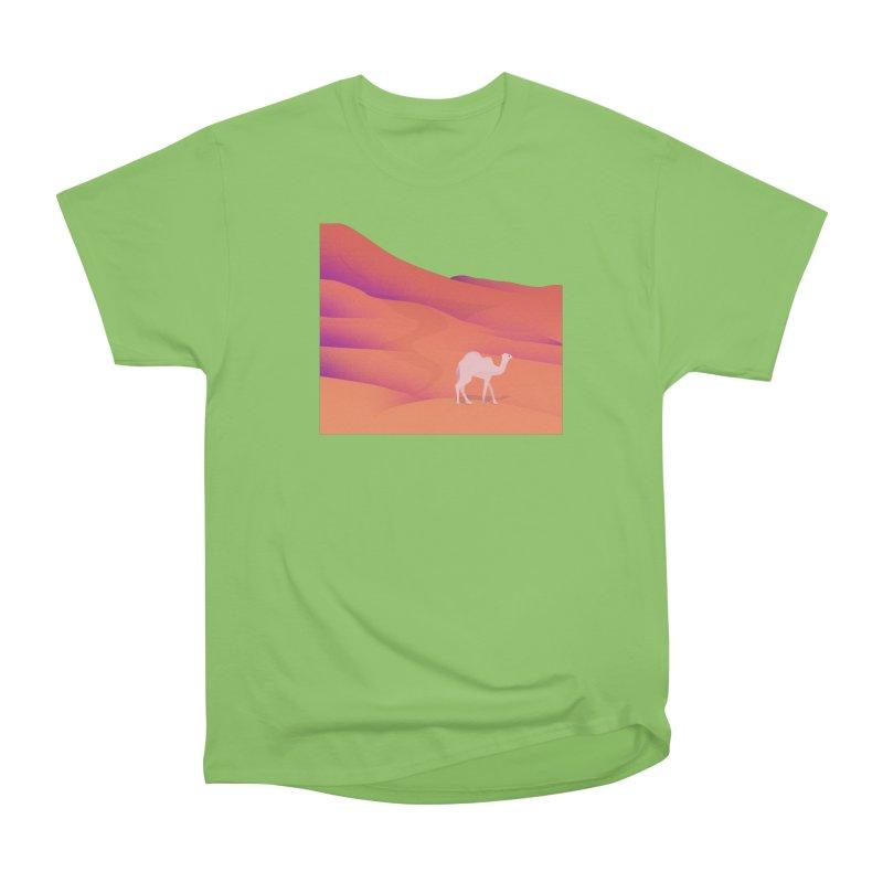 Desert Men's Heavyweight T-Shirt by theladyernestember's Artist Shop