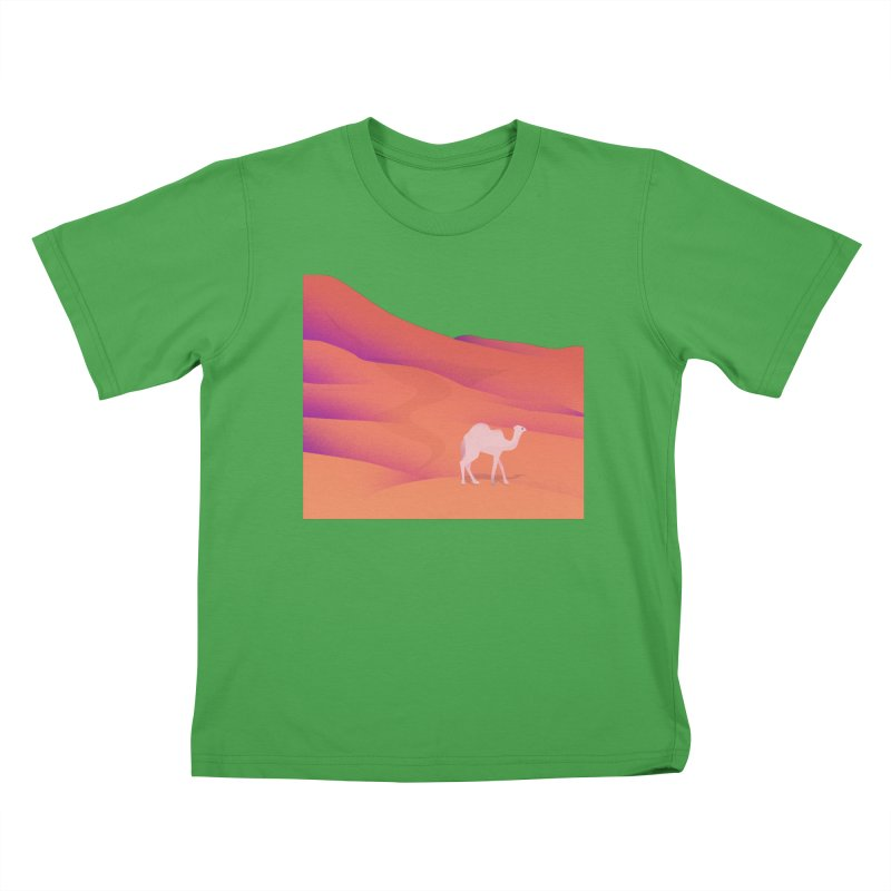 Desert Kids T-Shirt by theladyernestember's Artist Shop