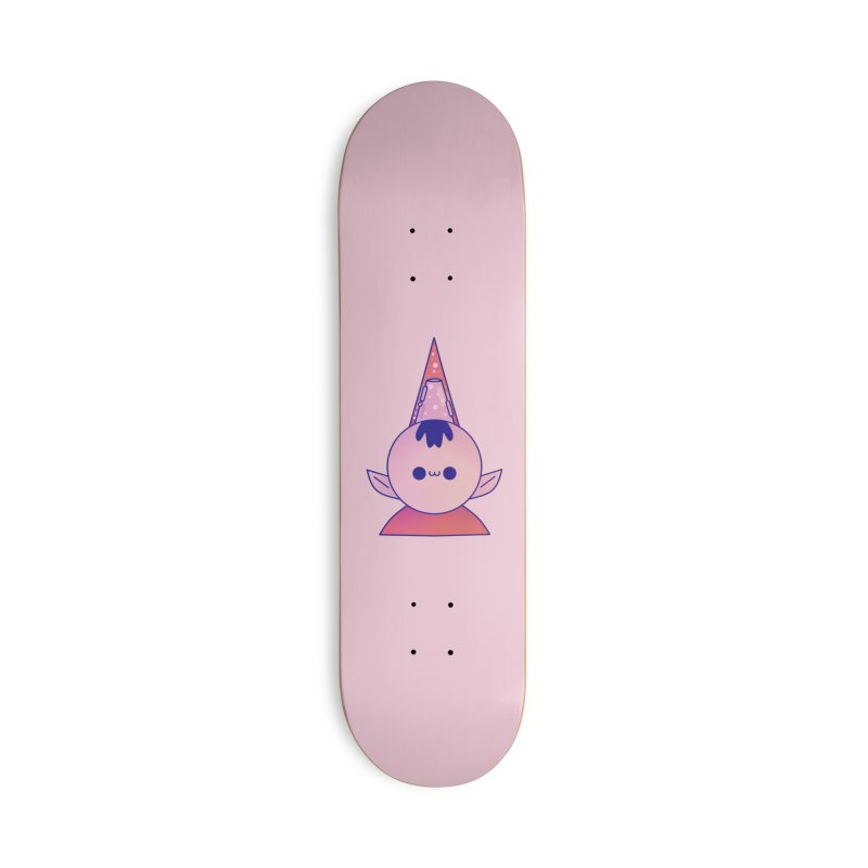 Elf Accessories Deck Only Skateboard by theladyernestember's Artist Shop