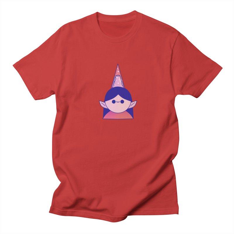 Elf Men's Regular T-Shirt by theladyernestember's Artist Shop