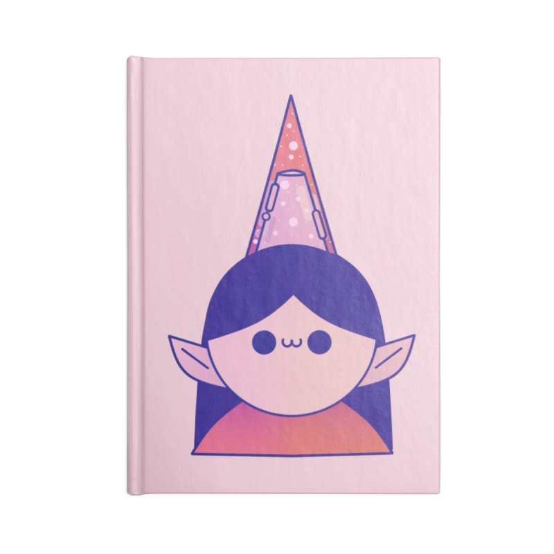 Elf Accessories Notebook by theladyernestember's Artist Shop