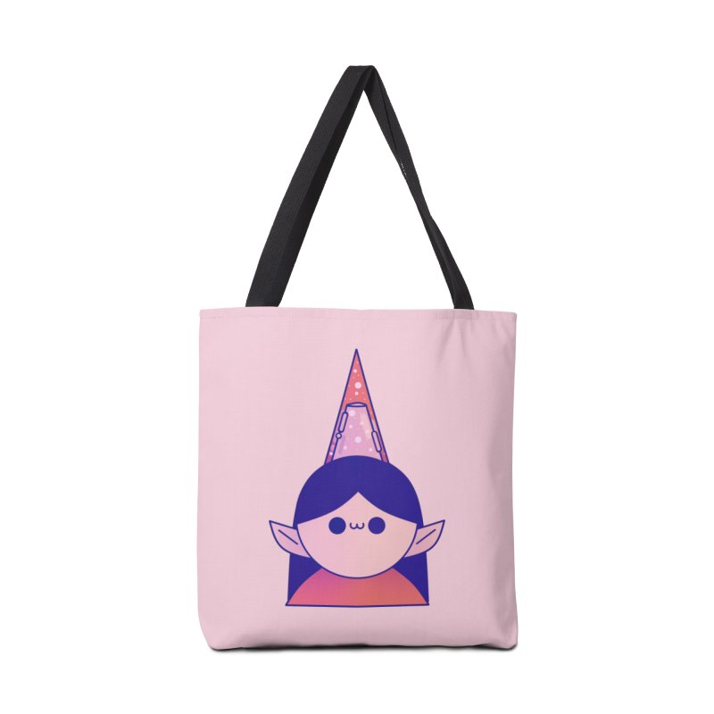 Elf Accessories Tote Bag Bag by theladyernestember's Artist Shop