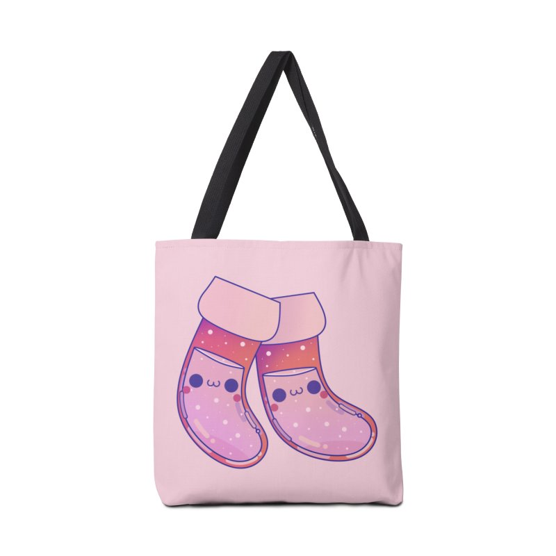 Christmas Stockings Accessories Tote Bag Bag by theladyernestember's Artist Shop