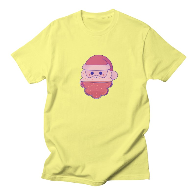 Santa Claus Men's Regular T-Shirt by theladyernestember's Artist Shop