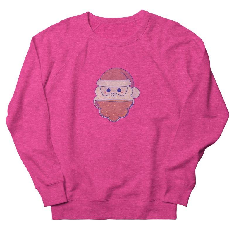 Santa Claus Men's French Terry Sweatshirt by theladyernestember's Artist Shop