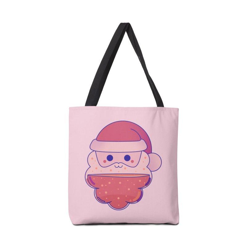 Santa Claus Accessories Tote Bag Bag by theladyernestember's Artist Shop