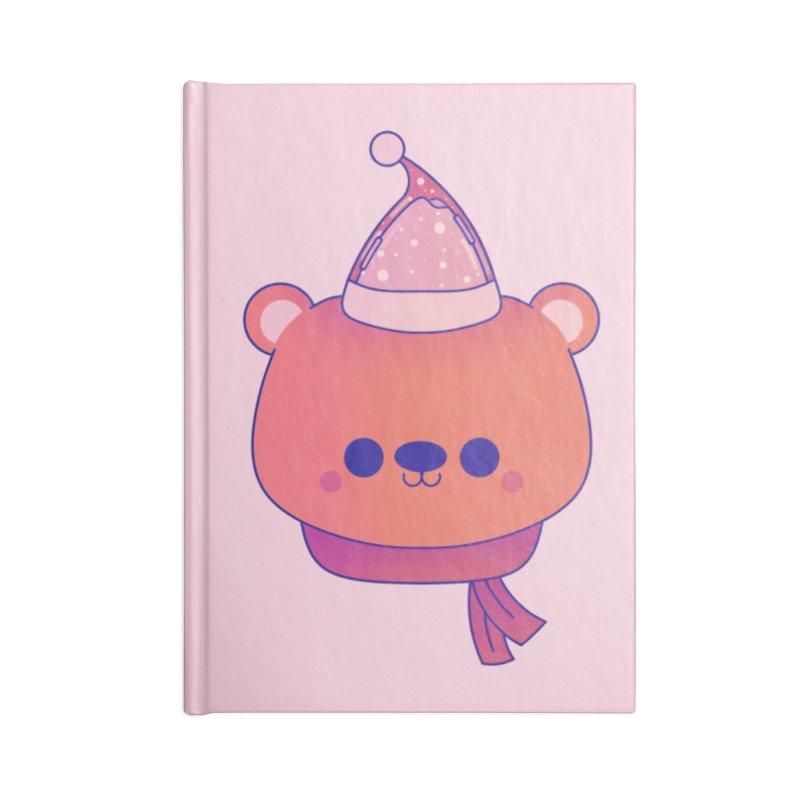 Polar Bear Accessories Blank Journal Notebook by theladyernestember's Artist Shop