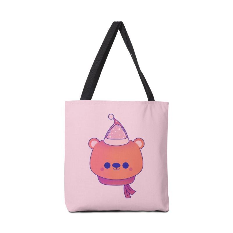 Polar Bear Accessories Tote Bag Bag by theladyernestember's Artist Shop
