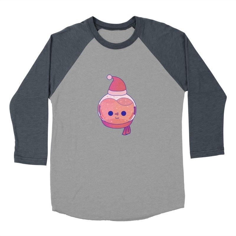 Snowman Women's Baseball Triblend Longsleeve T-Shirt by theladyernestember's Artist Shop