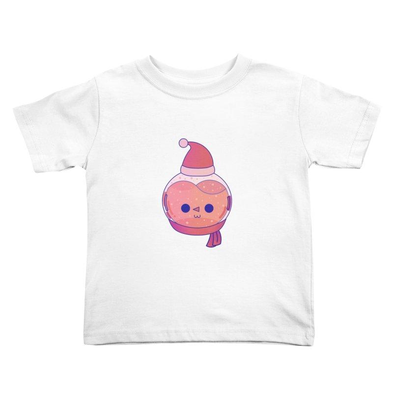 Snowman Kids Toddler T-Shirt by theladyernestember's Artist Shop