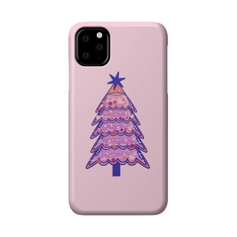 Christmas Tree Accessories Phone Case by theladyernestember's Artist Shop