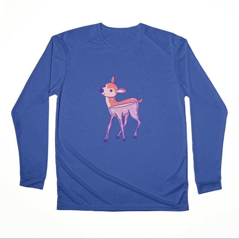 Deer Women's Performance Unisex Longsleeve T-Shirt by theladyernestember's Artist Shop