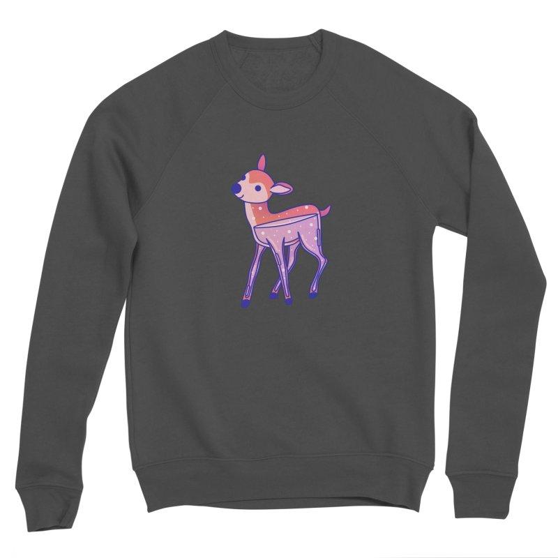 Deer Women's Sponge Fleece Sweatshirt by theladyernestember's Artist Shop