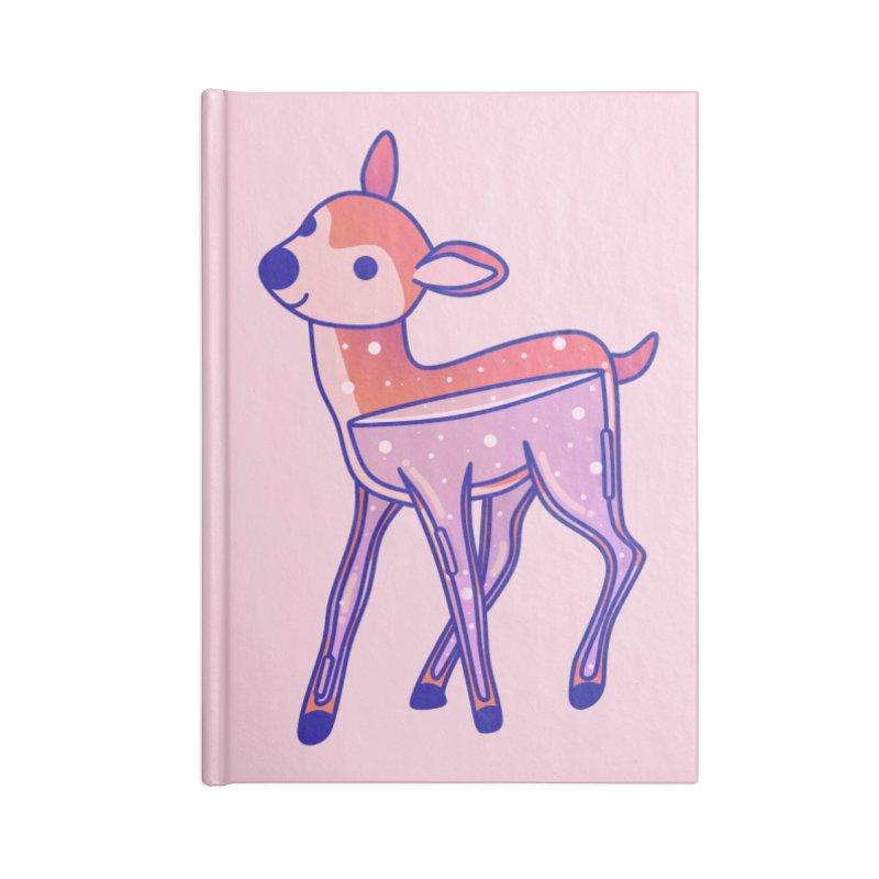 Deer Accessories Blank Journal Notebook by theladyernestember's Artist Shop